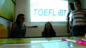 1º Simulado - TOEFL